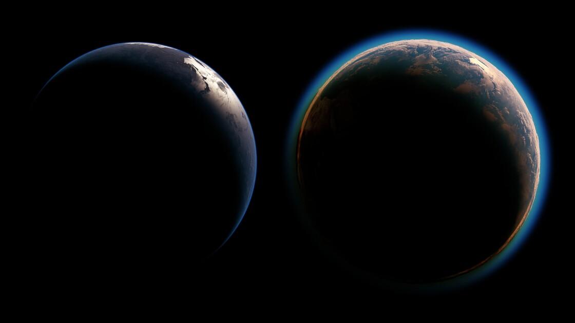 Une Terre 2.0 découverte !