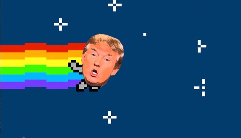 La boîte à Trump : 10 gifs pour essayer d'en rire quand même