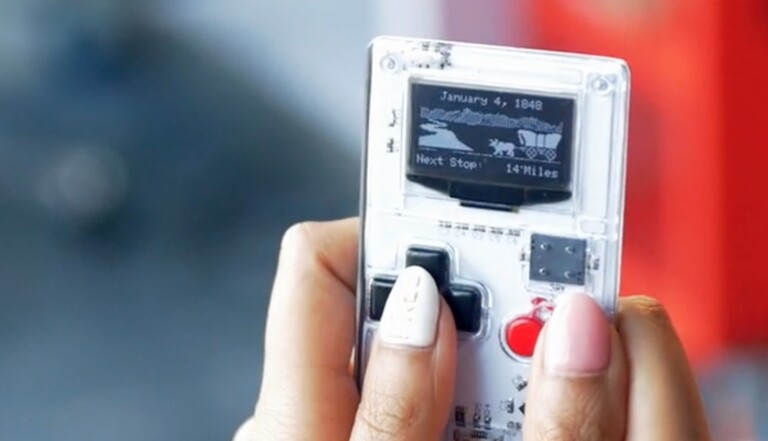 Arduboy, une Game Boy de la taille d'une carte de crédit