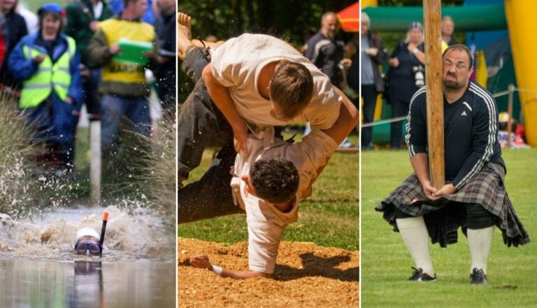 Foot des marais, tazer ball... 25 sports déglingués qui feraient du bien aux JO