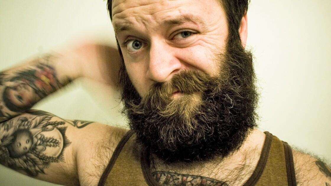 L'amant parfait est barbu !