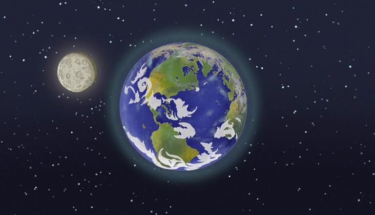 Combien de temps durerait une chute à travers la Terre dans un tunnel