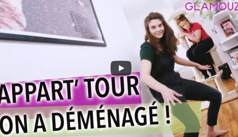 [VIDEO] Les Glamouze sont de retour et nous font une visite très absurde de leur appartement