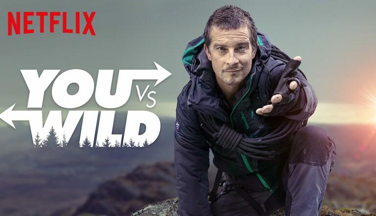 You vs. Wild : Netflix nous en dit plus sur sa nouvelle série interactive