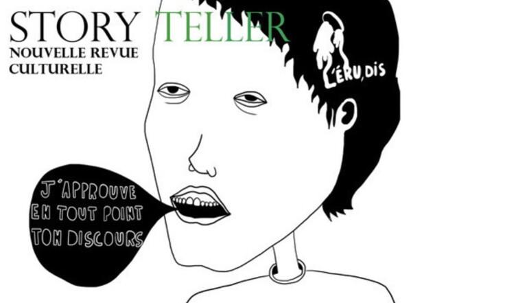 Story Teller : Entre fiction et journalisme