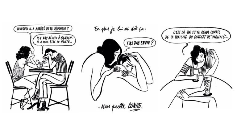 """""""Tu bandes ?"""" : le compte Instagram qui veut déconstruire les préjugés sur la masculinité"""