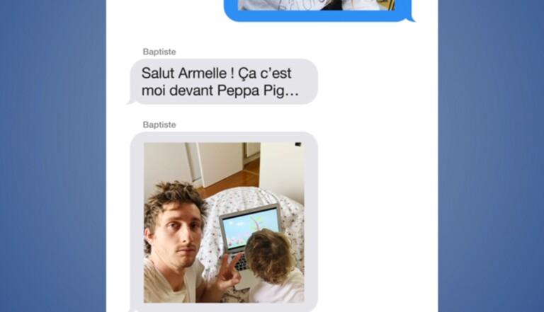 L'interview Texto de Baptiste Lecaplain