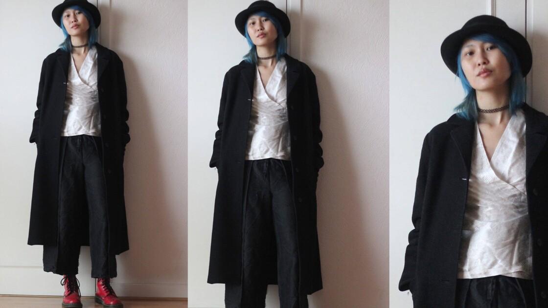 """""""Mon look poubelle"""" : comment s'habiller sans dépenser un euro (et pourquoi nous devrions tous le faire)"""