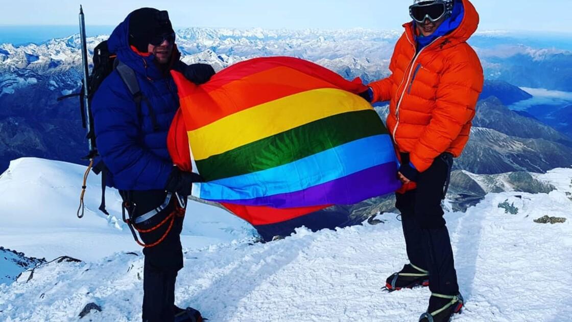 Des alpinistes kirghizes « gays et badass » à l'assaut des 7 plus hauts sommets du monde