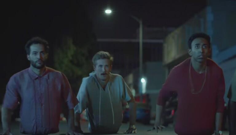 """Clip du jour : des jambes et des troncs dans le clip de Stylo G x Jacob Plant - """"Bike Engine"""""""