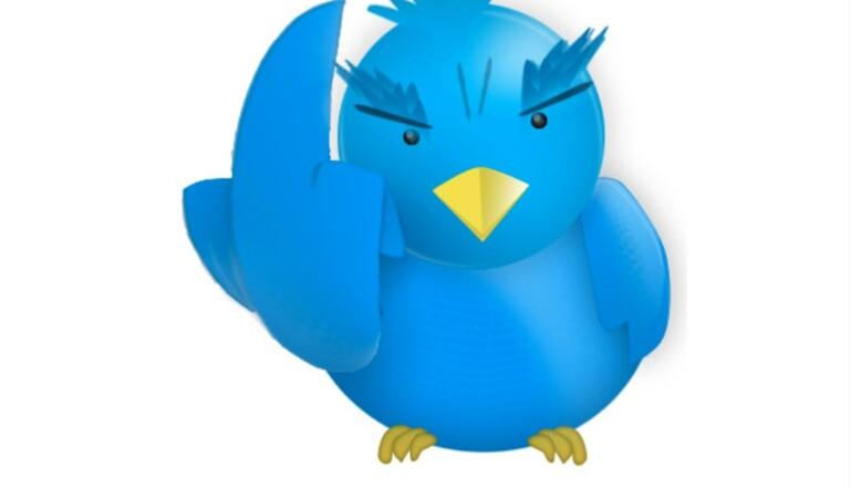 Tous les tweets injurieux sur une carte interactive
