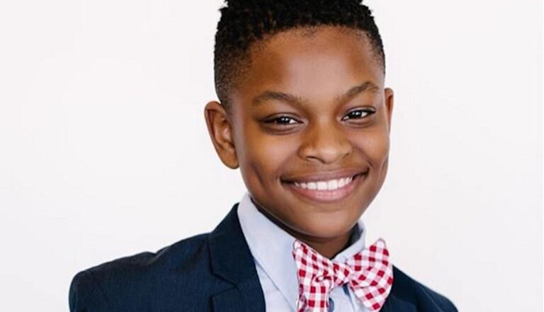 C'est l'un des ados les plus influents du monde : il a 13 ans et dirige une compagnie de noeuds papillons