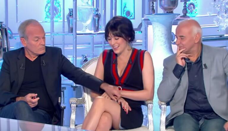 [SEXISME] Le geste de Laurent Baffie qui fait scandale