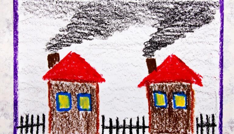 """Précarité énergétique : """"On jouait au camping devant la cheminée, mais on ne pouvait simplement pas chauffer la maison"""""""