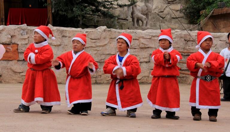 Le royaume des nains chinois