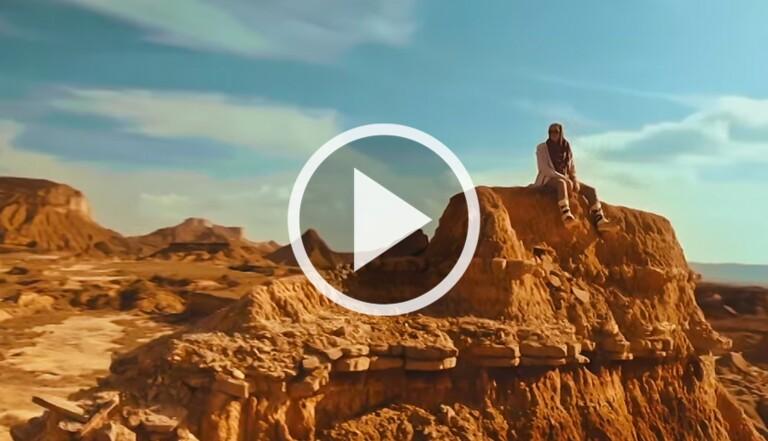 """Le clip du jour : un tour dans le désert avec """"Daydream"""" de Clem Beatz"""