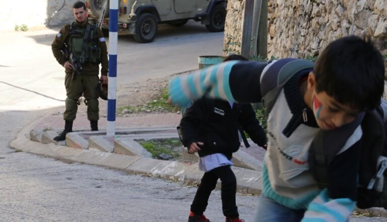 [REPORTAGE] A Hebron, avec les enfants de la guerre