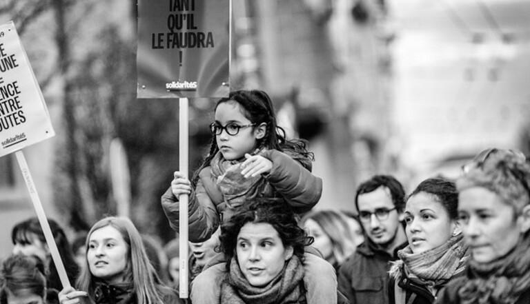 """Grève des femmes en Suisse : """"La Suisse est un paysriche maison est socialement très arriéré"""""""