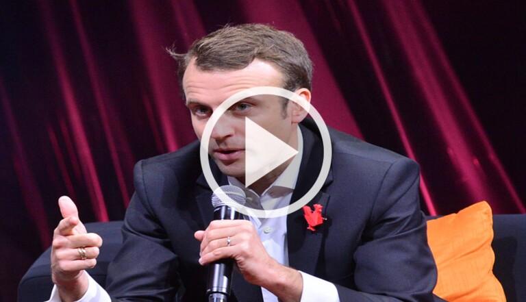 10 Savoirs Inutiles sur notre nouveau président (vidéo)