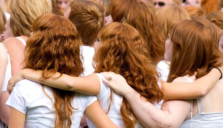 """Les roux veulent leur """"Ginger Pride"""" !"""