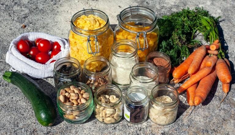Les 10 initiatives pour conserver ses aliments sans (trop de) plastique