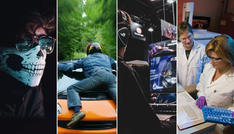 Jeux vidéo, cascades, criminologie... 10 formations qui font rêver à suivre en France