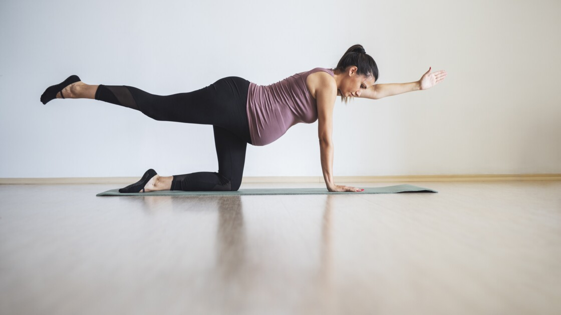 Faire du sport pendant la grossesse, l'assurance d'avoir un enfant en bonne santé plus tard ?