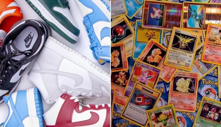 Vente de cartes Pokémon et de sneakers à des prix fous: à qui profitent ces nouveaux business?