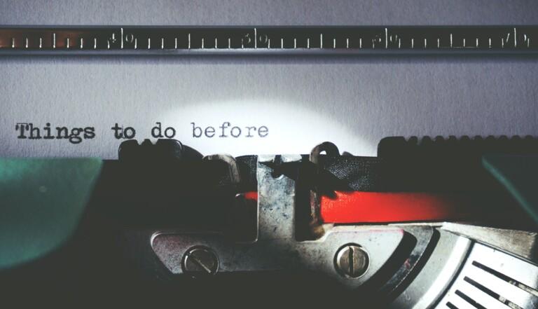 Bucket list : comment bien répertorier les choses que l'on rêve de faire avant de mourir ?