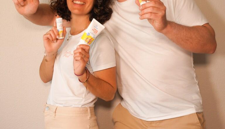 Kerbi, la crème solaire minérale qui protège la peau et préserve les océans