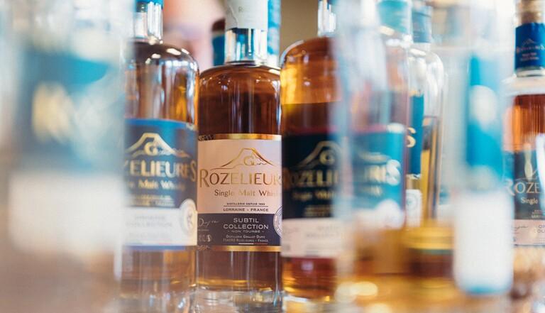On a testé un whisky 100% français en Lorraine.