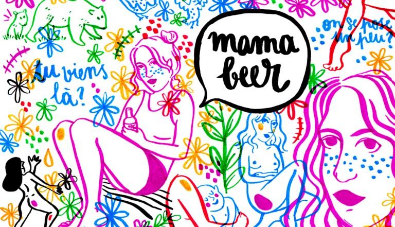 La MamaBeer, une bière sans alcool pensée pour les femmes en post-partum