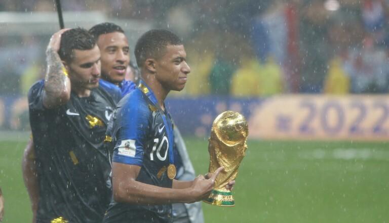 Euro 2021: 15 infos à connaître absolument sur Kylian Mbappé