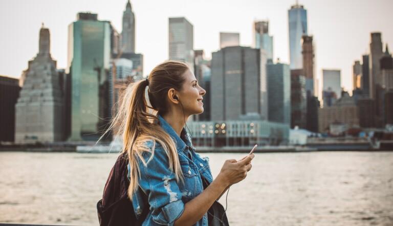 NomadHer, une app pour les femmes qui voyagent en solo