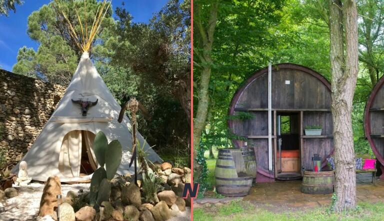 17 Airbnb atypiques en France (et ailleurs) pour s'évader cet été